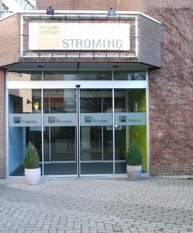 Vergadercentrum De Stroming - Bereikbaarheid